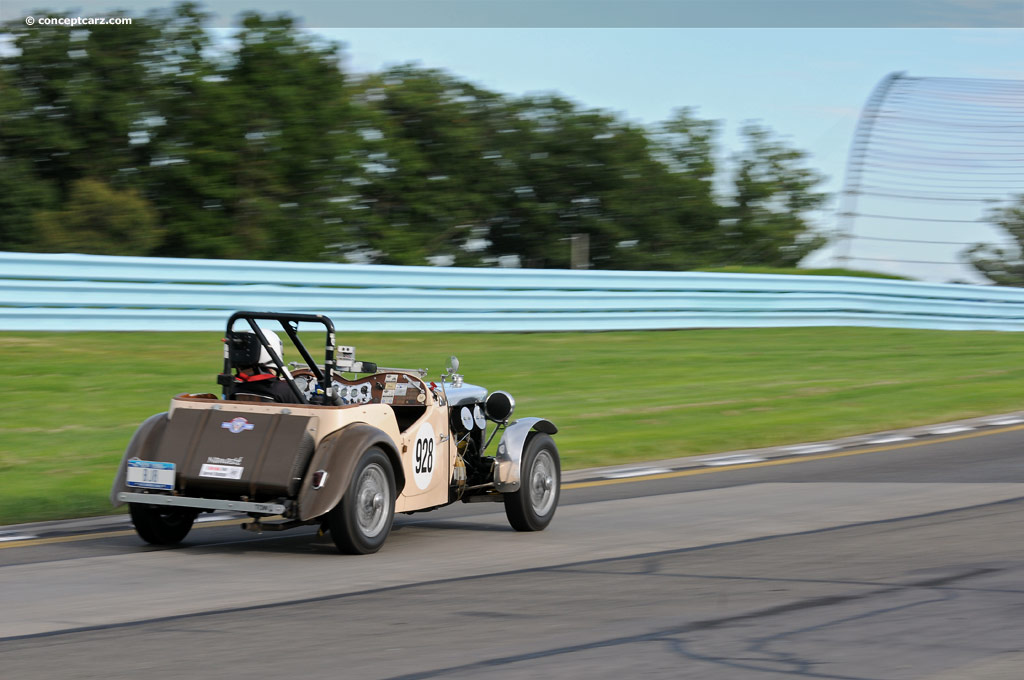 Us Grand Prix >> 1951 MG TD Image. Photo 193 of 441