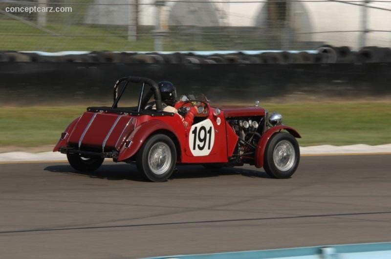 1951 MG TD Image