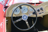 1953 MG TD.  Chassis number XPAGDT228975