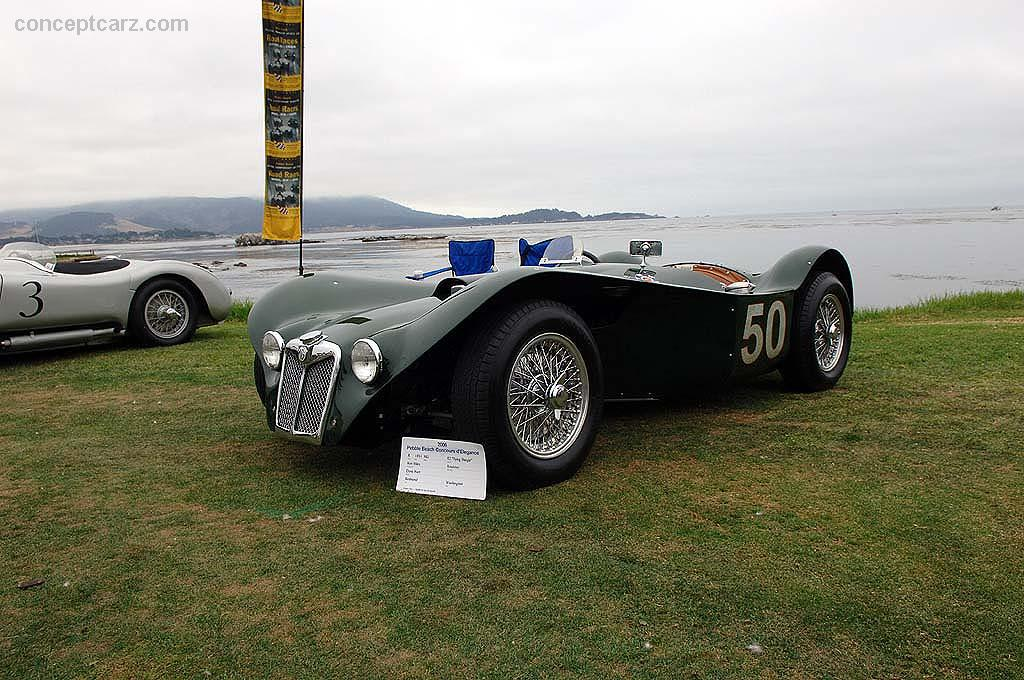 1954 Mg R2 Flying Shingle Conceptcarz Com