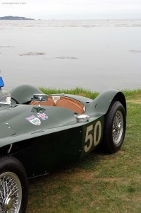 1954 MG R2 Flying Shingle