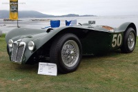 1954 MG R2 Flying Shingle