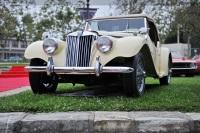 1954 MG TF image.