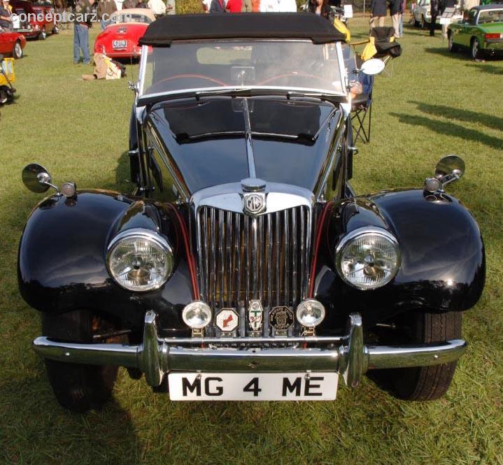 English Sports Cars (1930-1955)