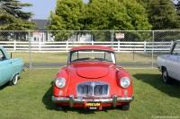1956 MG MGA 1500.  Chassis number HMR4340828
