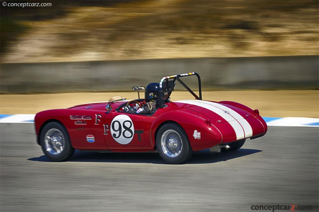 1956 MG MGA 1500 History, Pictures, Sales Value, Research and News