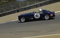 1957 MG MGA.  Chassis number GHL 27720