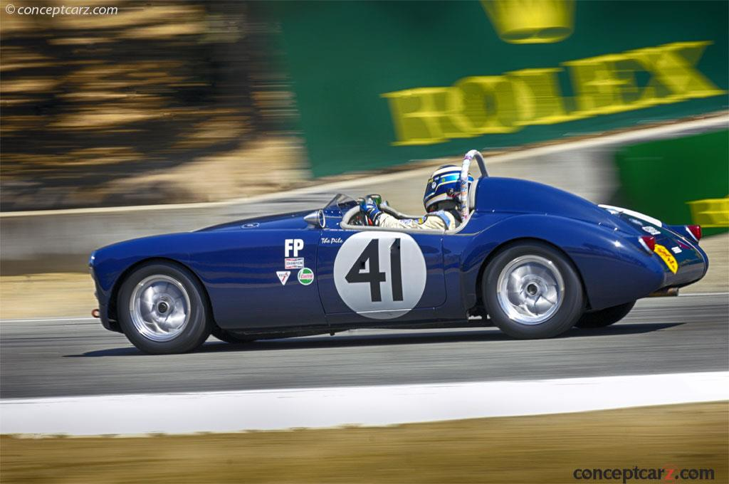 1957 MG MGA History, Pictures, Sales Value, Research and News