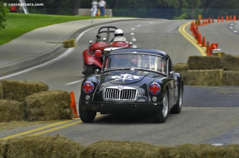 1958 MG MGA