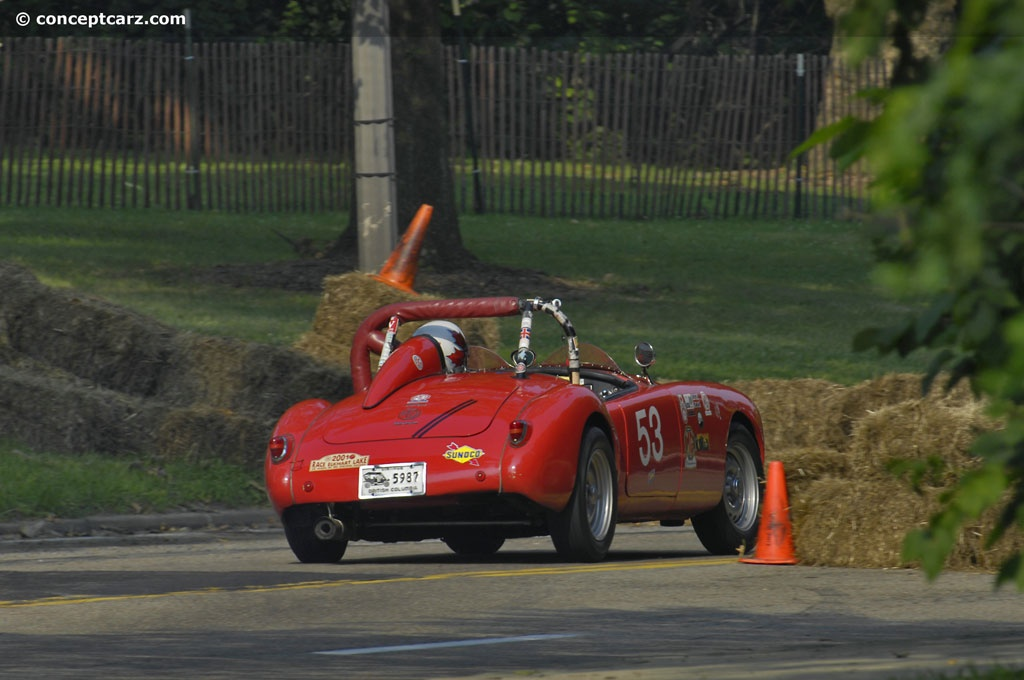 Auction Results and Sales Data for 1958 MG MGA