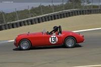 1959 MG MGA.  Chassis number YD3-1721