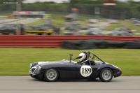1961 MG MGA 1600 MKI