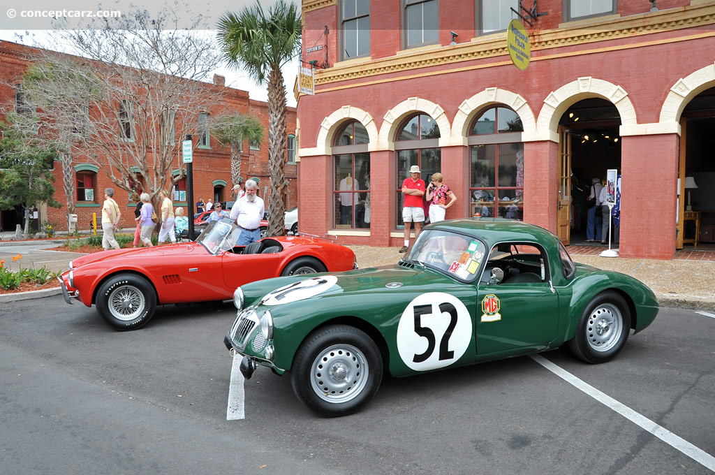 Auction results and sales data for 1962 MG MGA 1600 - conceptcarz.com