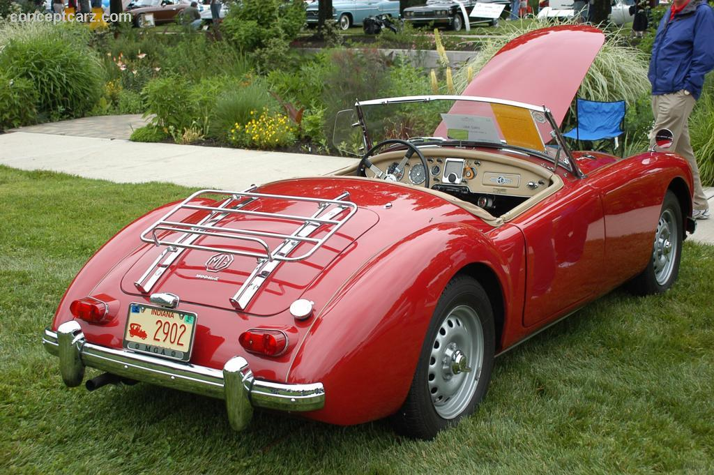 1962 Mg Mga 1600 Image Https Www Conceptcarz Com Images