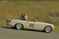 1965 MG MGB MKI