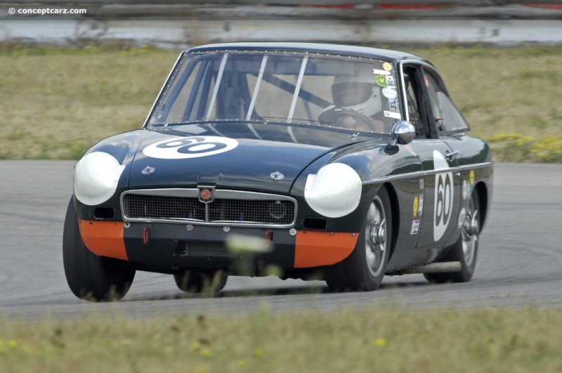 1967 MG MGB MKII Image  Photo 52 of 98