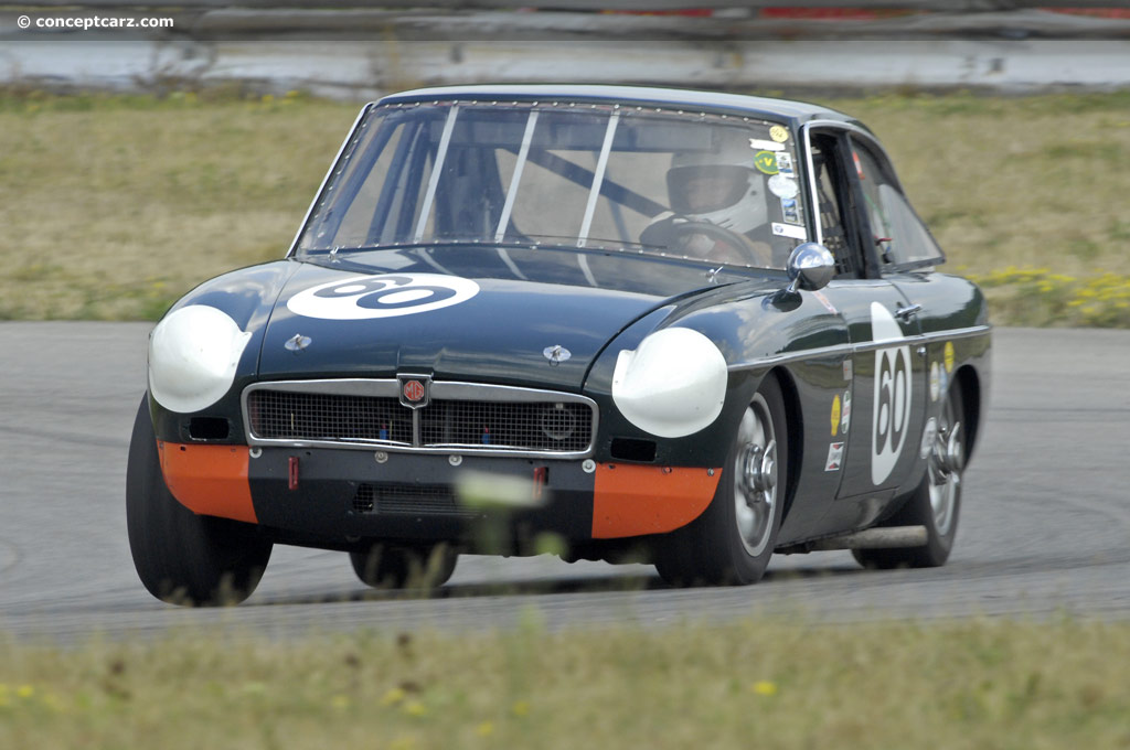 Auction Results and Sales Data for 1967 MG MGB MKII
