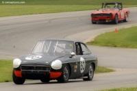 1967 MG MGB MKII
