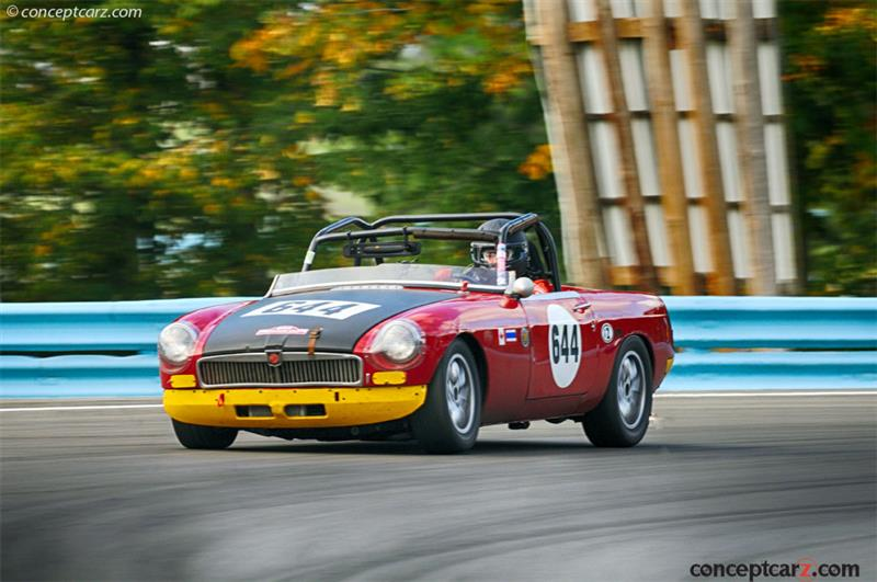 1967 MG MGB MKII Image  Photo 12 of 98