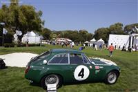 1967 MG C GTS image.