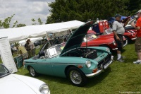 1972 MG MGB.  Chassis number GHN5UC 286454G