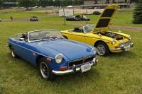 1973 MG B