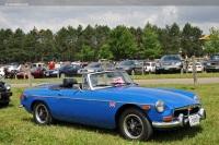 1973 MG B image.