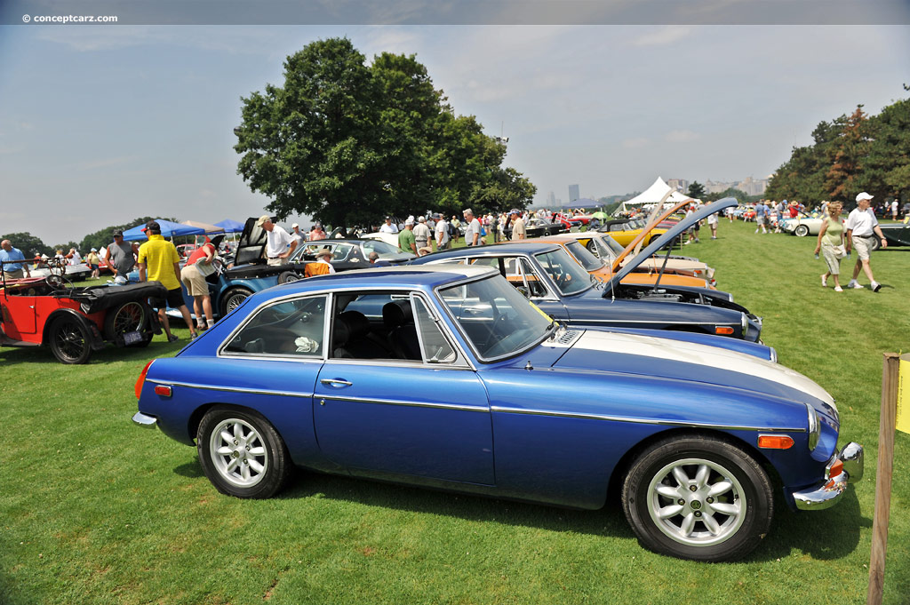 Auction Results and Sales Data for 1974 MG MGB MKIII