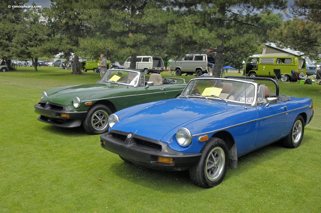 Auction Results And Data For 1975 Mg Mgb Conceptcarz Com