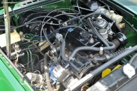 1976 MG MGB.  Chassis number GU23T 067560P