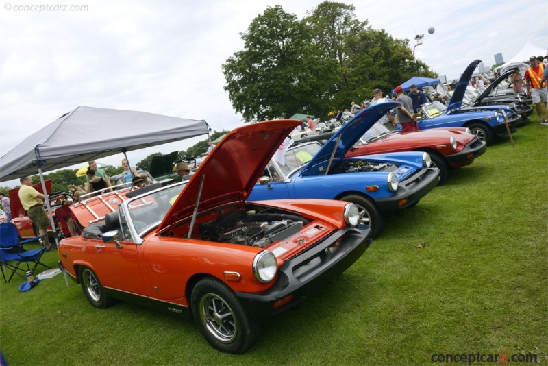 1976 MG Midget Mk IV 1500 | conceptcarz com