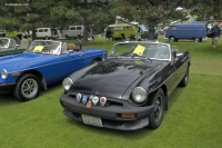 Image of the MGB MK IV