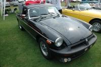 1980 MG MGB MK IV image.
