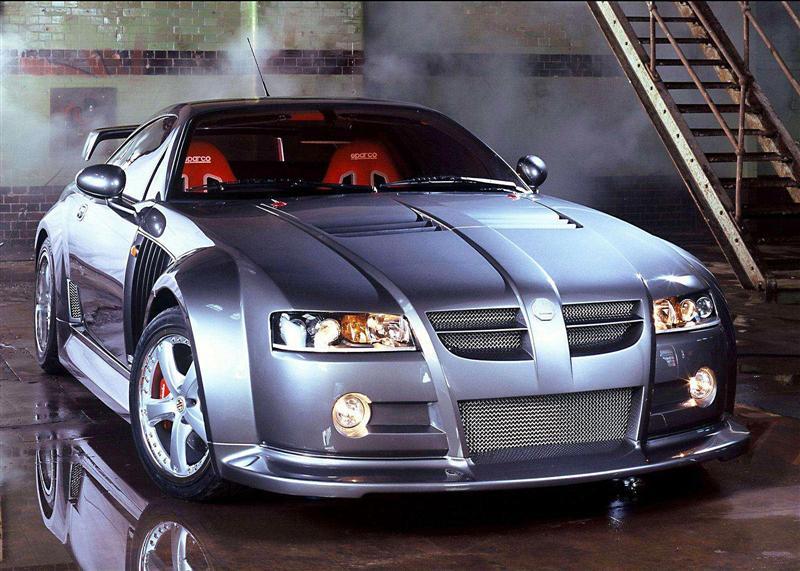 2004 MG XPower SV-R