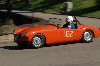 Chassis information for MG MGA