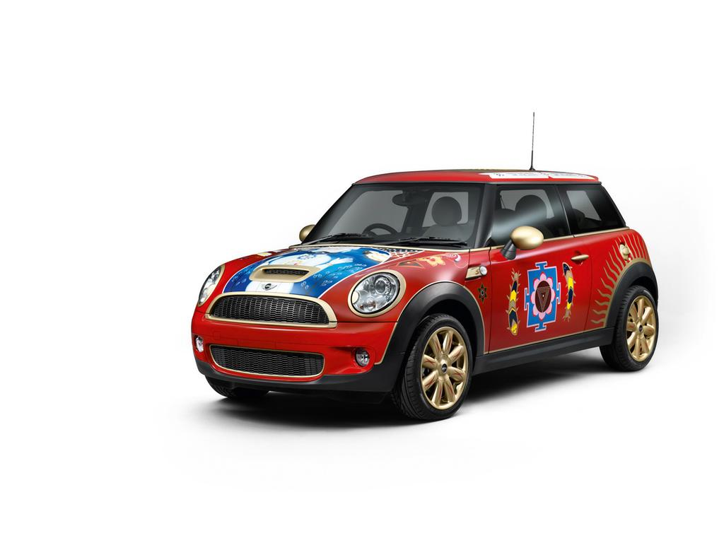2009 MINI George Harrison Cooper