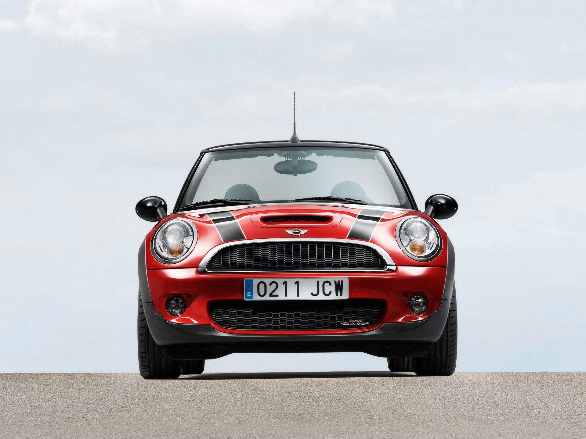 2009 mini cooper s mk ii jcw convertible technical and mechanical specifications. Black Bedroom Furniture Sets. Home Design Ideas