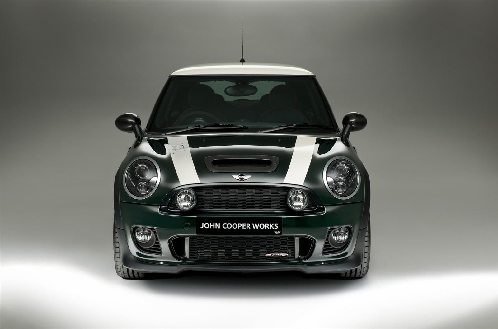 2010 MINI Cooper JCW World Championship 50 Edition