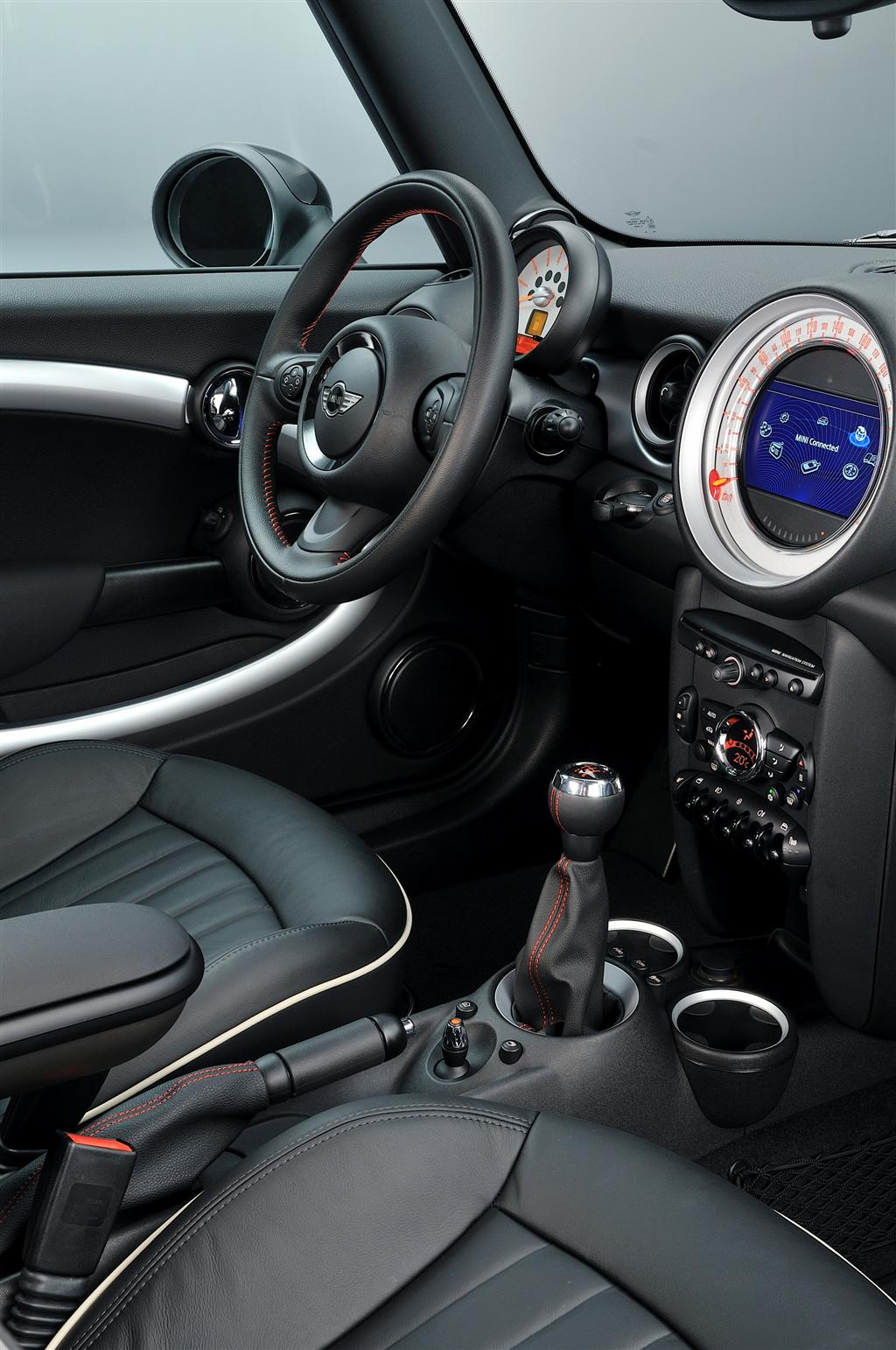 2011 MINI John Cooper Works Pack