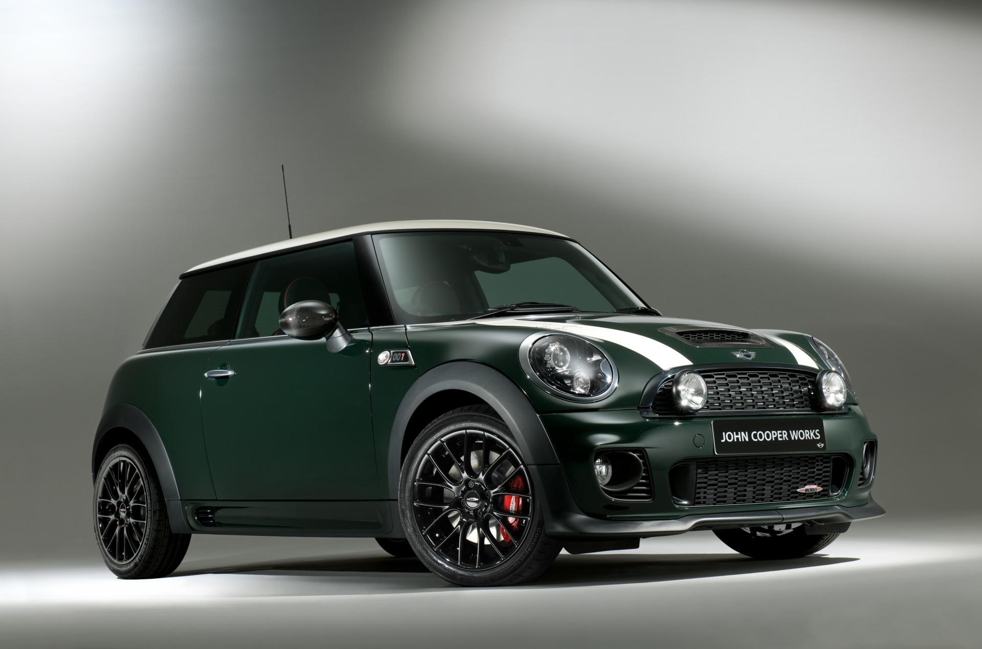 2011 mini john cooper works world championship 50 news and information. Black Bedroom Furniture Sets. Home Design Ideas