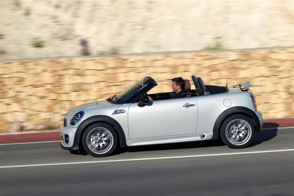 2012 MINI Roadster