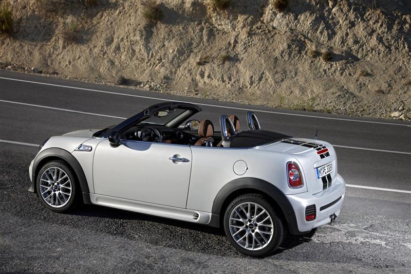 2012 Mini Roadster Images Conceptcarz Com