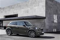 MINI Paceman Monthly Sales