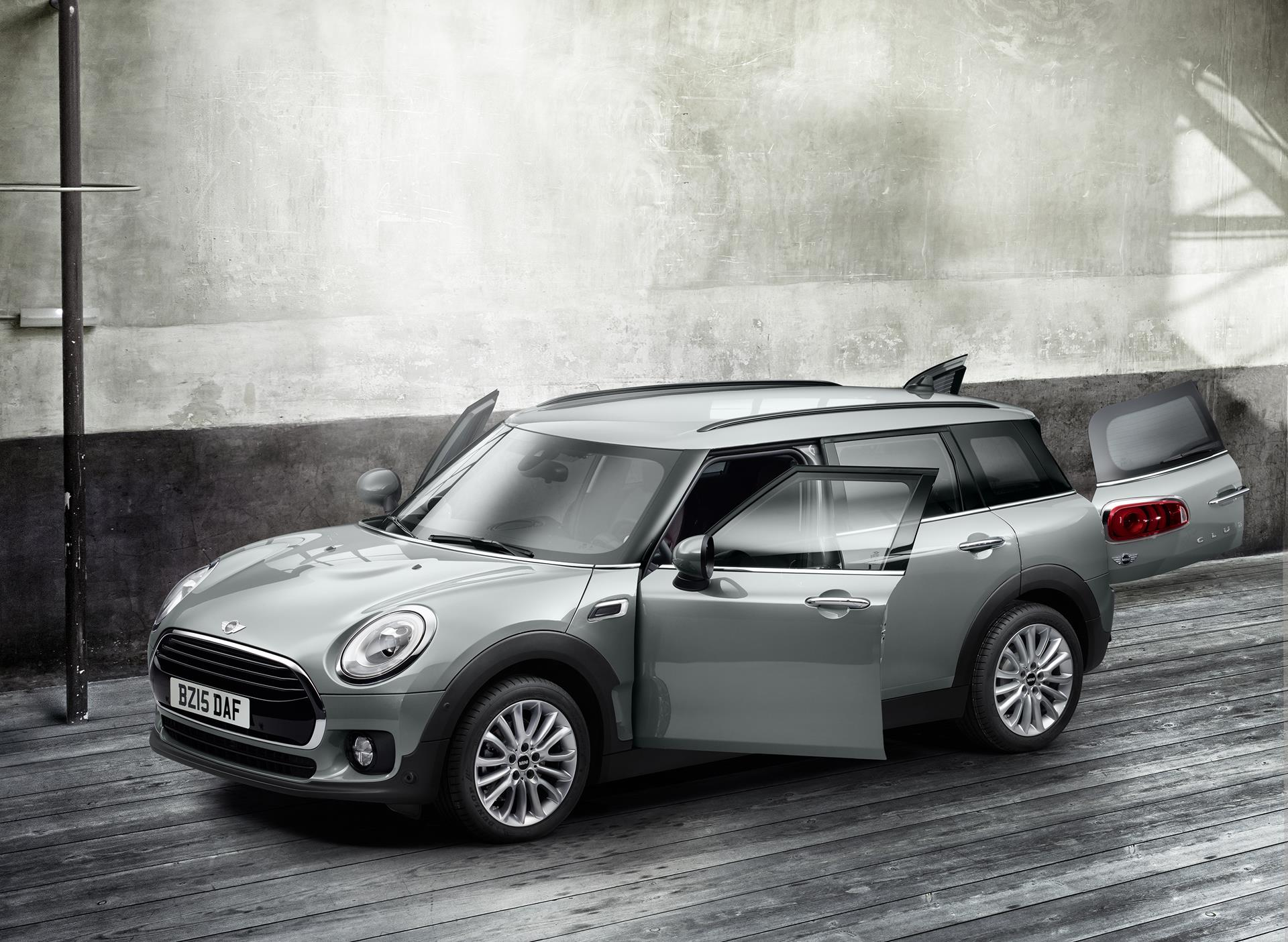 Mini Clubman One : 2016 mini clubman news and information ~ Nature-et-papiers.com Idées de Décoration