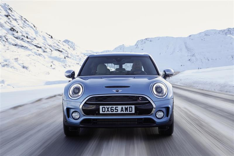 2016 Mini Clubman All4 News And Information