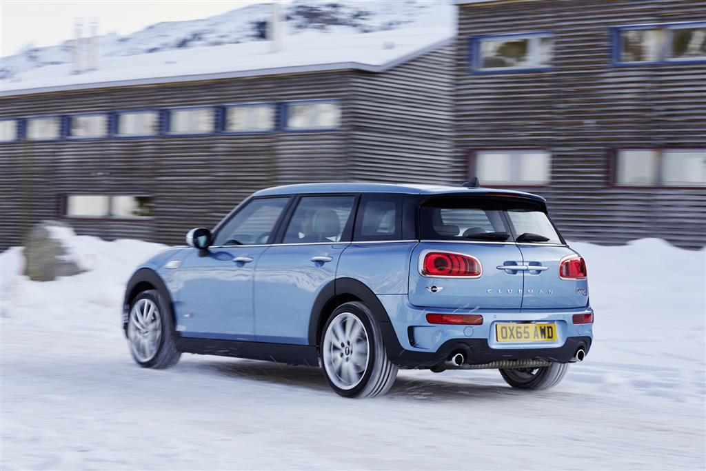 Auction Results And Sales Data For 2016 Mini Clubman All4