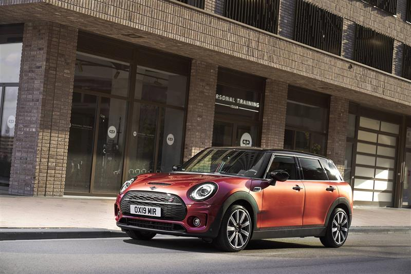 2019 Mini Clubman Uk News And Information Conceptcarzcom