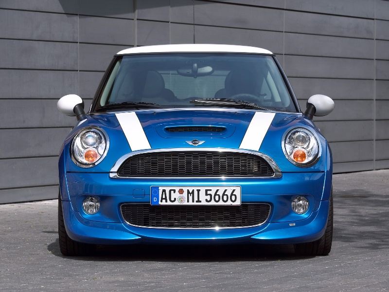 2007 Ac Schnitzer Cooper S History Pictures Value Auction Sales