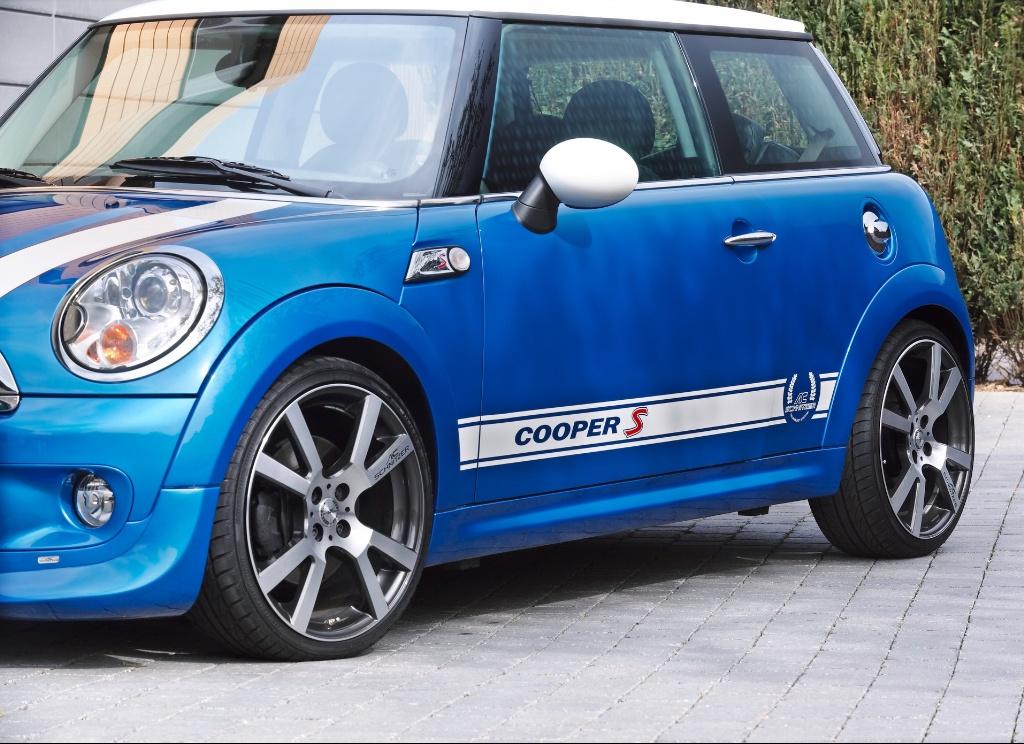 2007 AC Schnitzer Cooper S