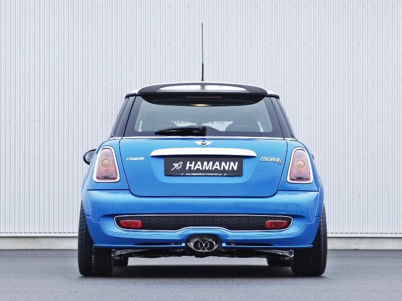 2007 Hamann Cooper R56 | conceptcarz com